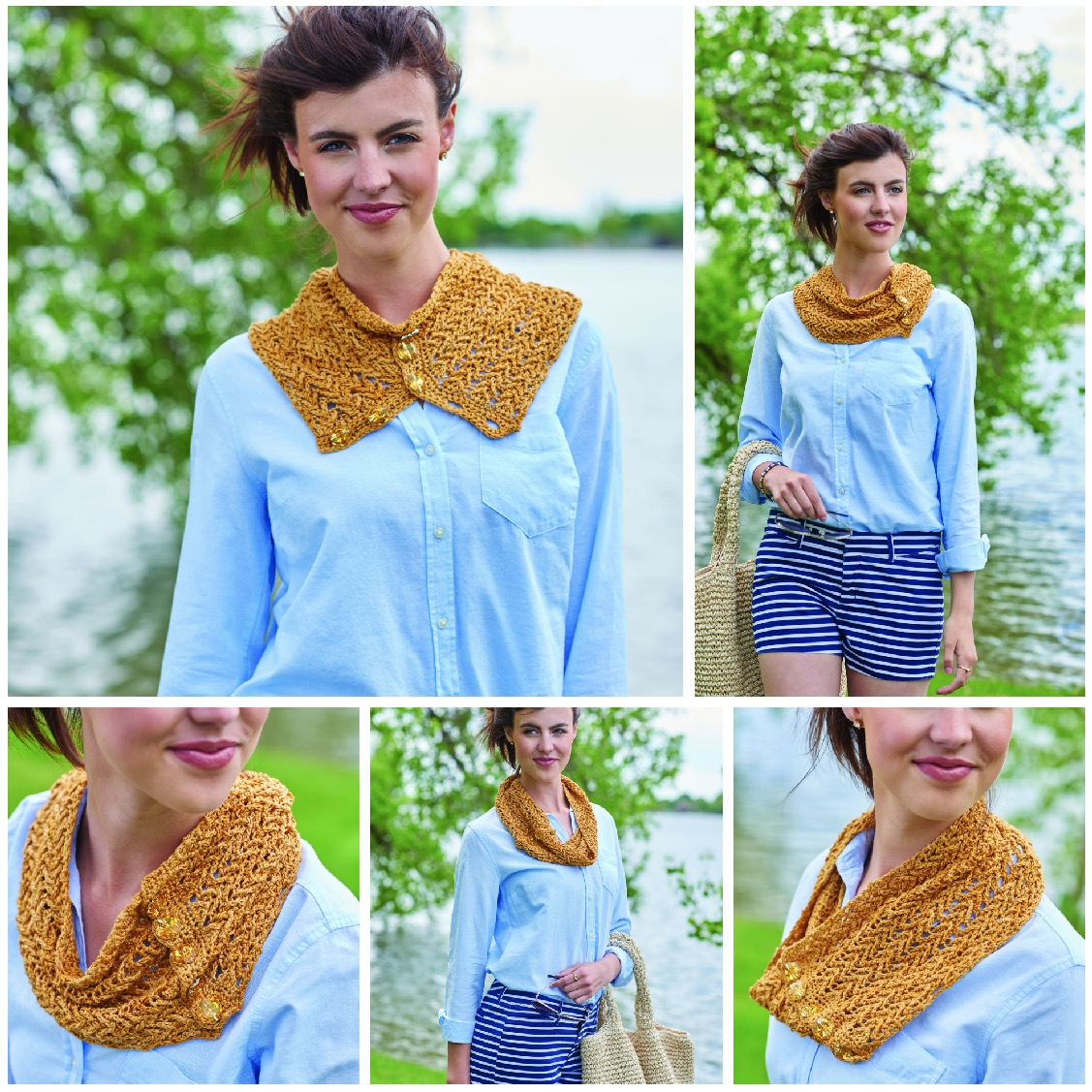 """Click on photo for more information about """"Continuous Crochet"""" by Kristin Omdahl"""