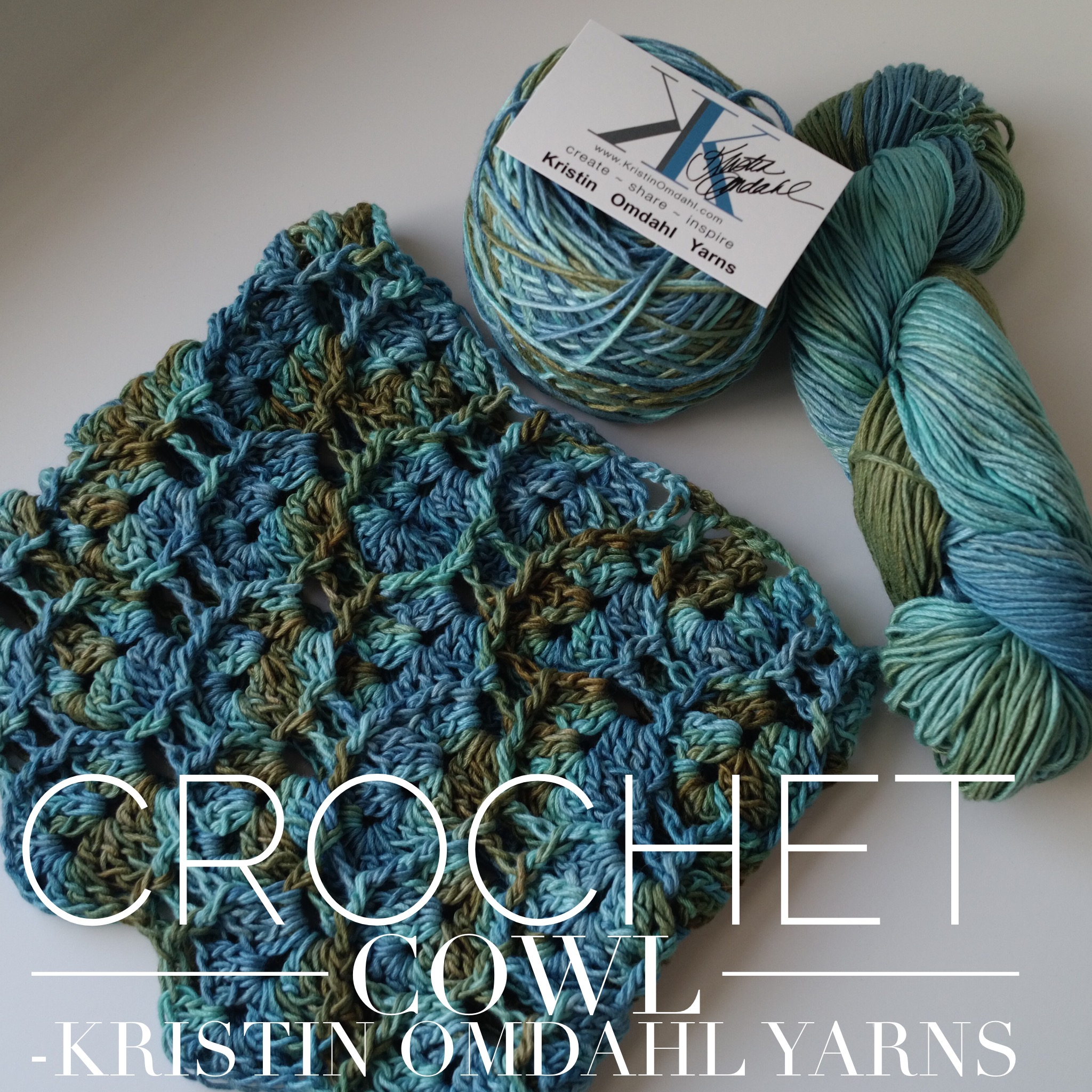 Click on photo for more information about Kristin Omdahl Yarns Be So Bold