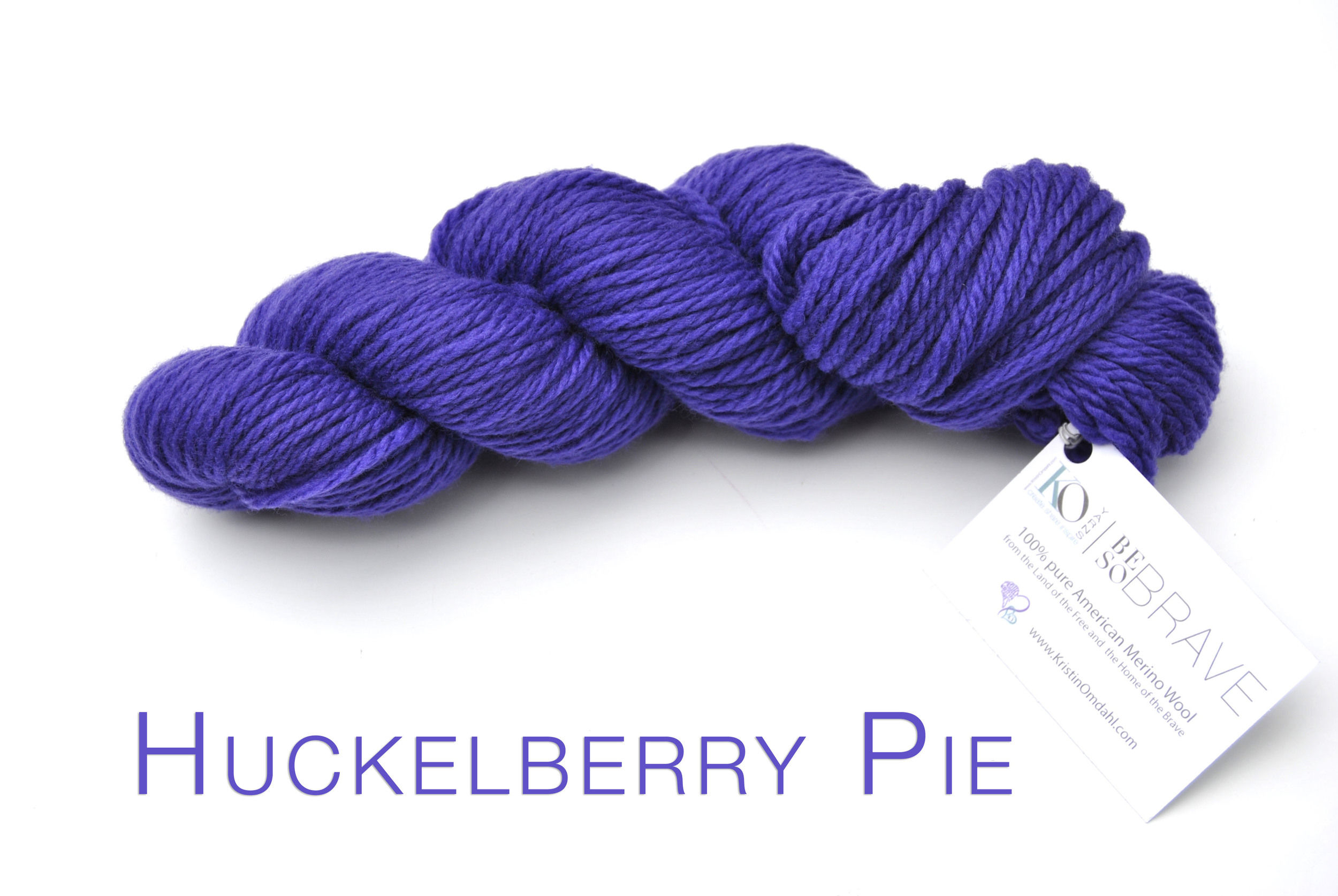 Brave Huckleberry Pie single.jpg
