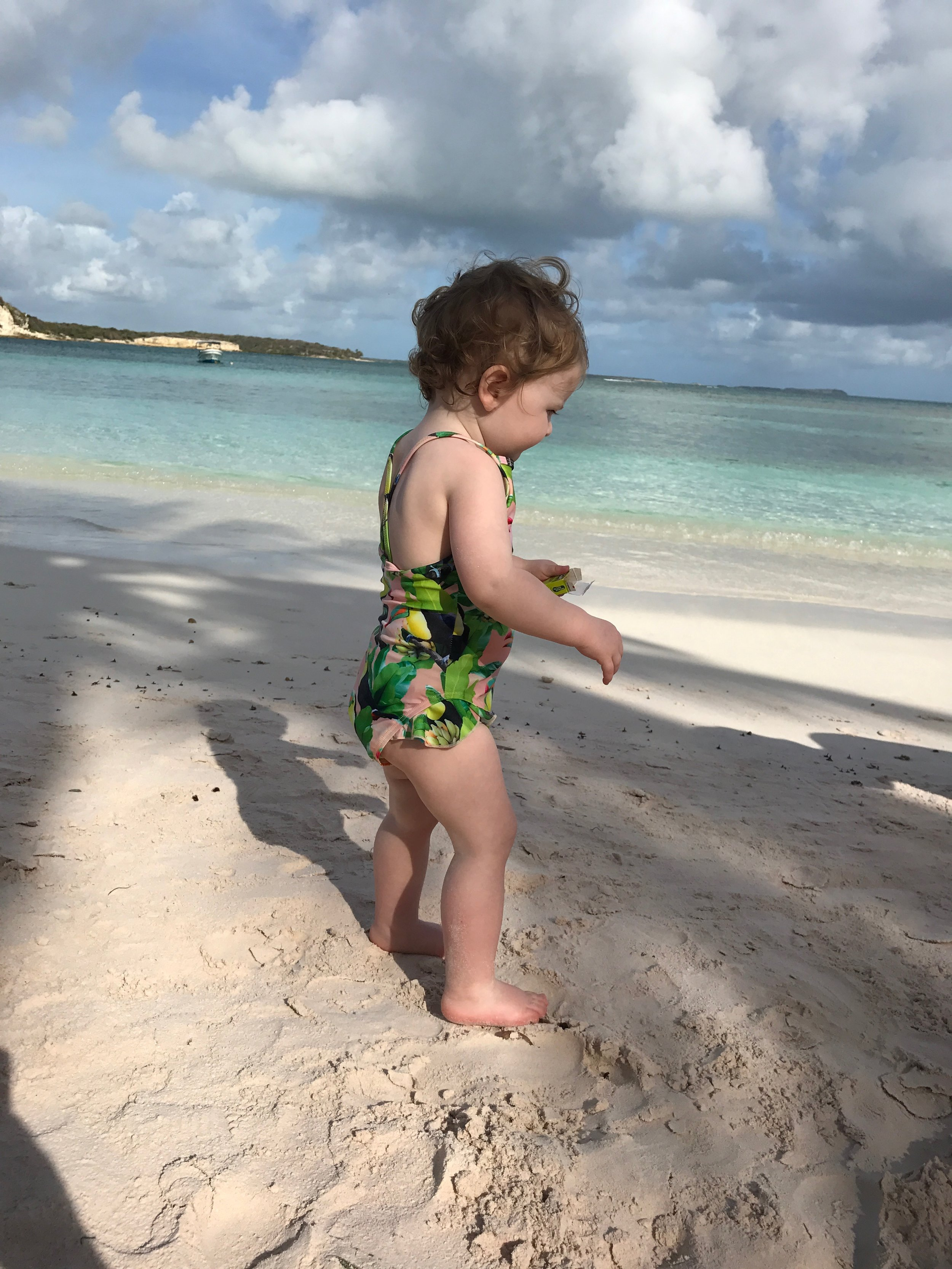 Noona Toucan Molo Swimsuit from Olive Loves Alfie