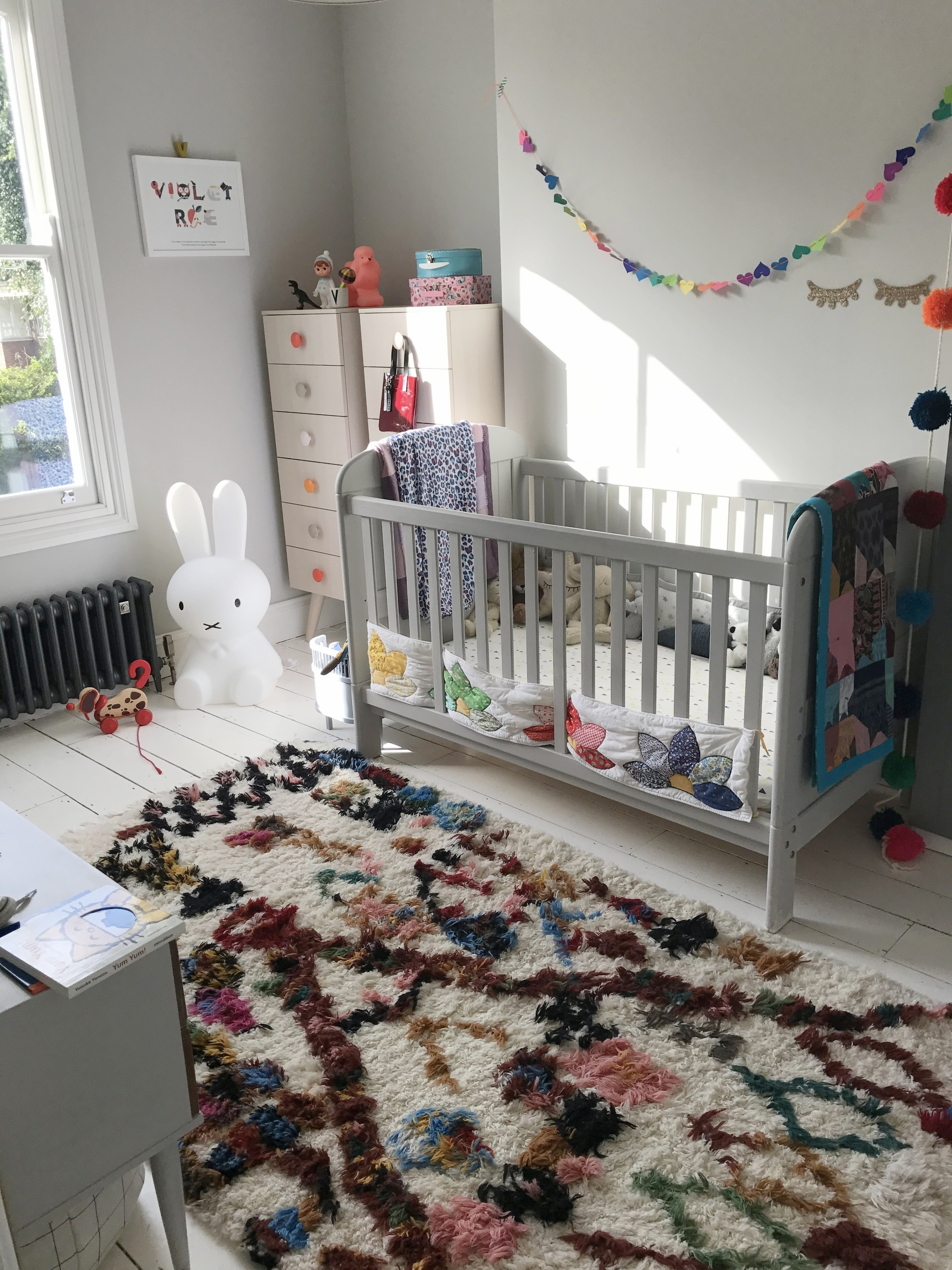 Finn and Violet's Bedrooms — Finlay Fox