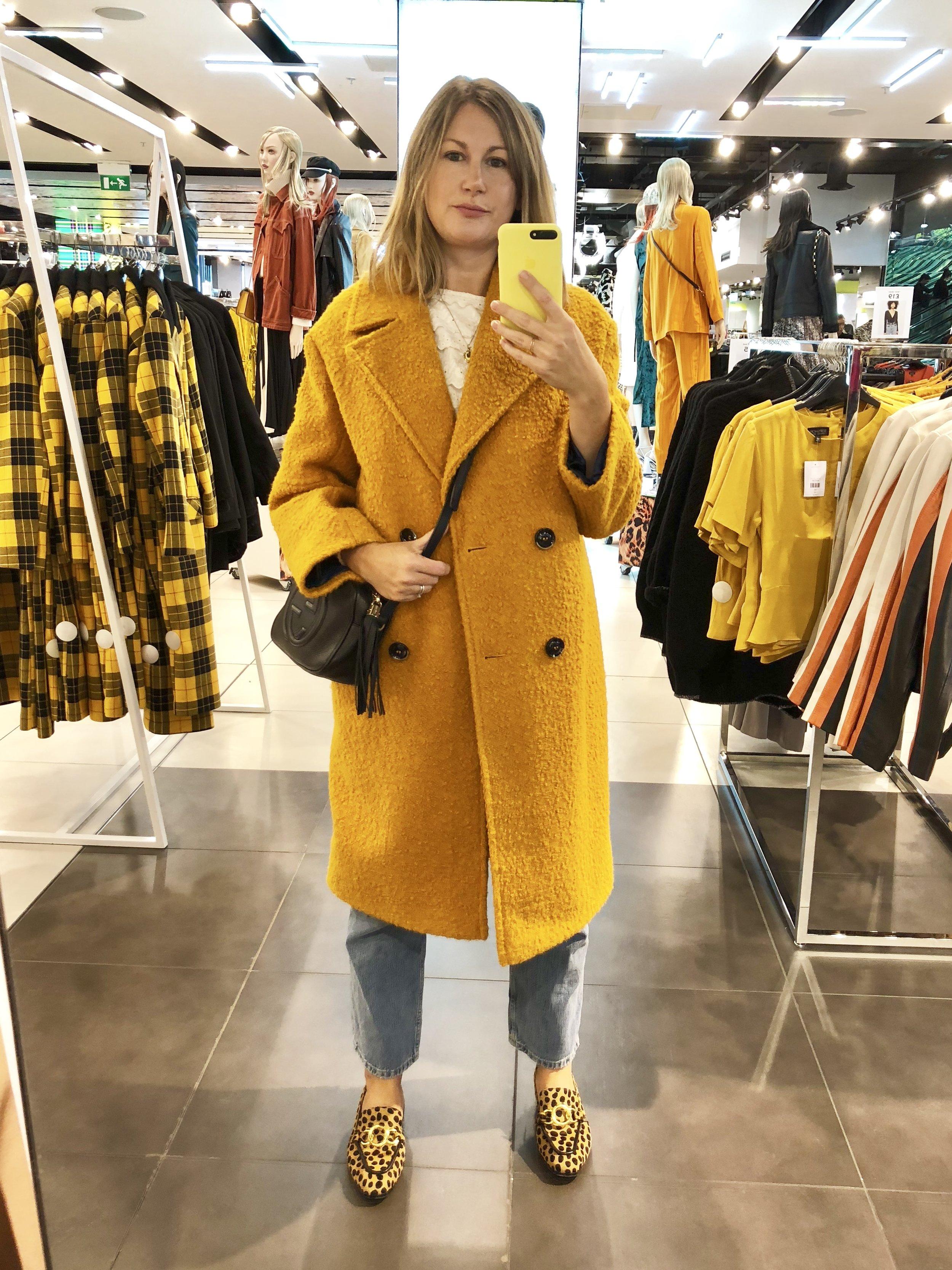 Topshop Coat £79