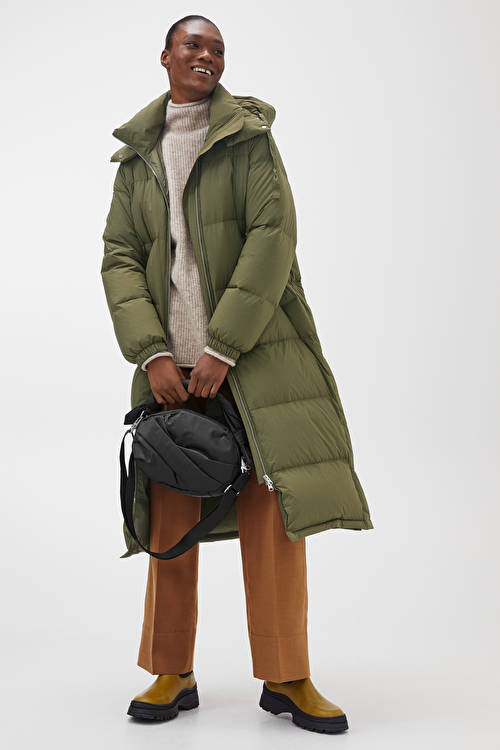Down Puffer Coat   £225 from Arket