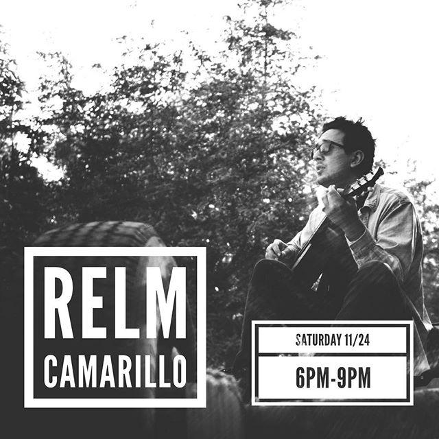 Ventura County folks!!! I'm at @relmcamarillo tomorrow Saturday 11/24 from 6-9PM. Come say hi 🙋♂️🙋♀️