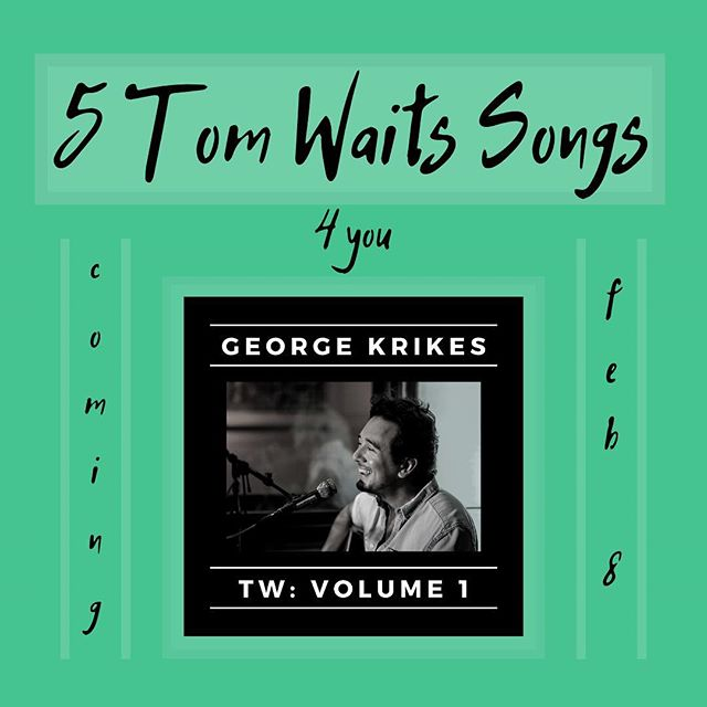 Very excited to share some of the Tom Waits songs I recorded in Moscow with @apples_oranjes 🎶 da L is in da B for the pre-order 😘