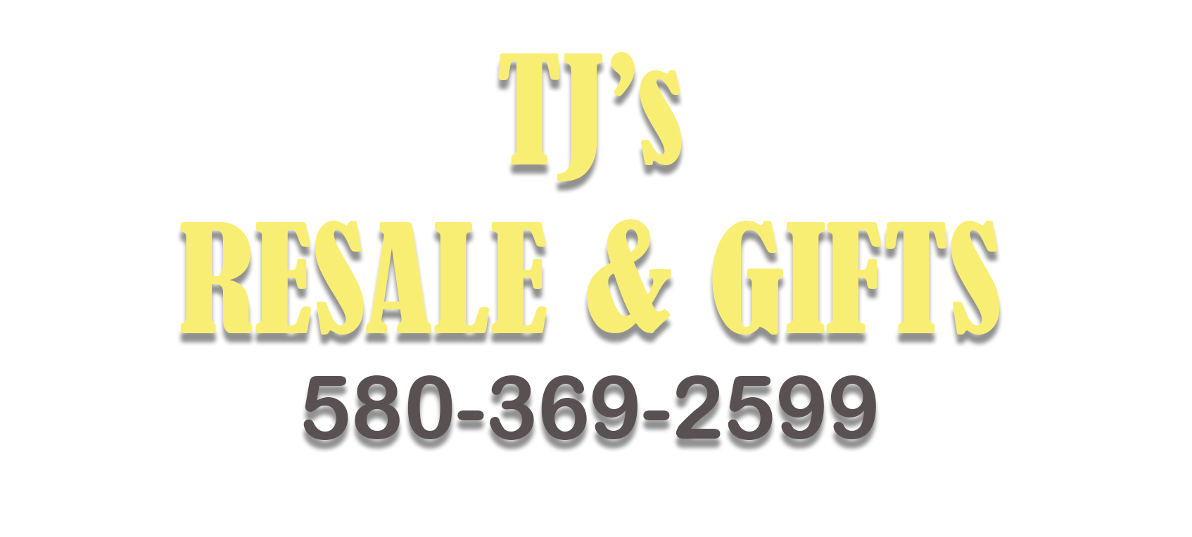 - TJ's ReSale & Gifts