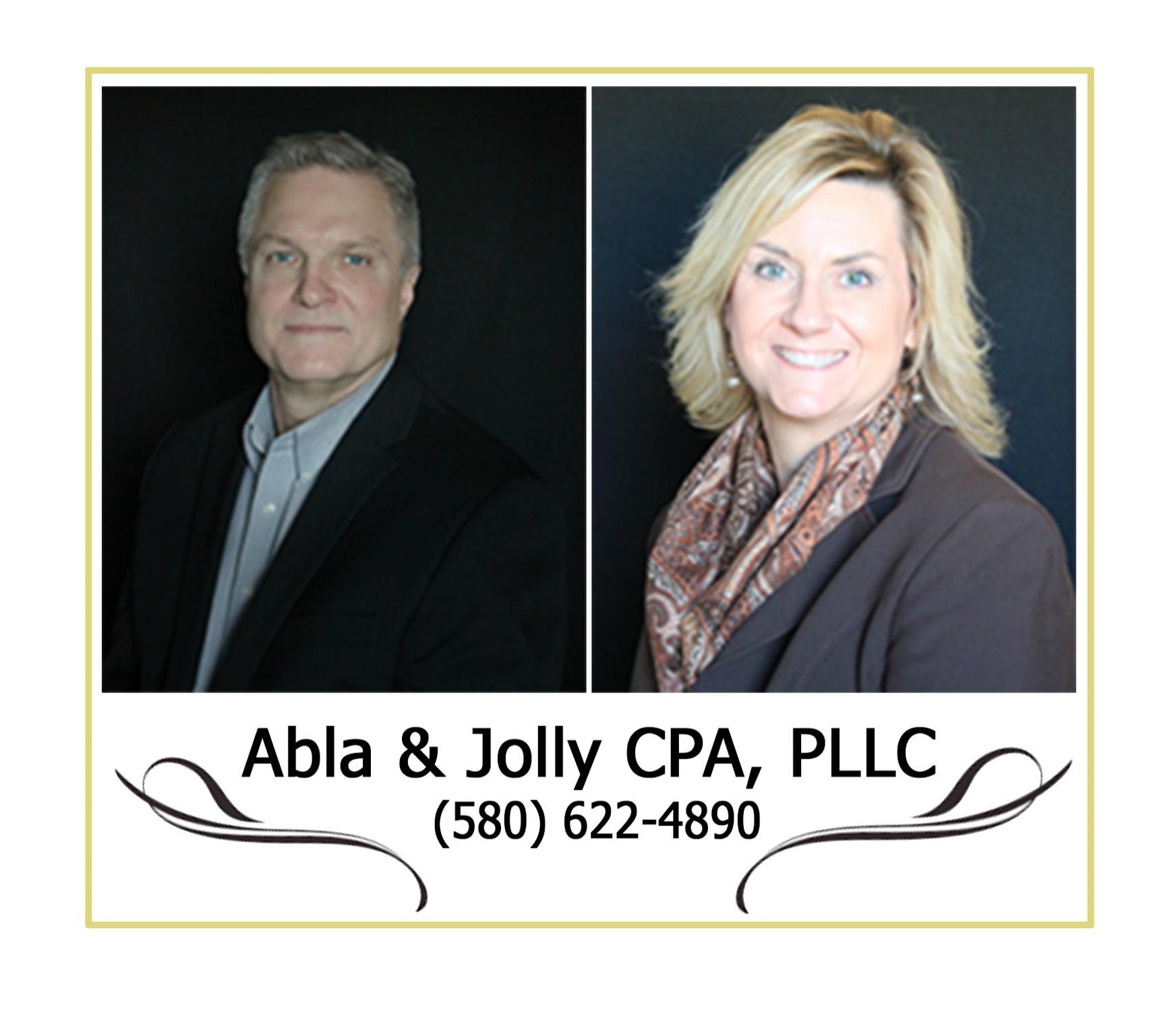 Abla & Jolly, CPA - Craig Abla & Robin Jolly