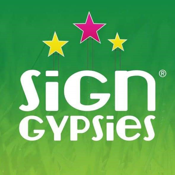 Sign Gypsies - Arbuckles  -