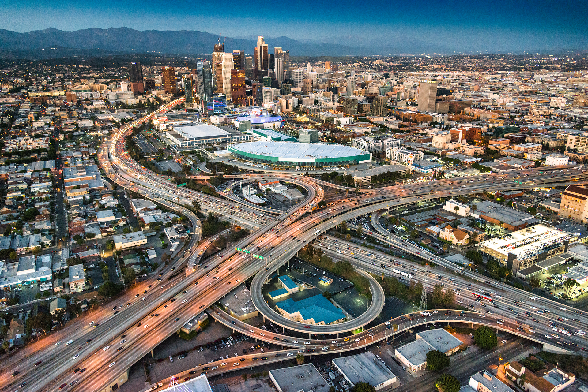 Los Angeles Arts & Entertainment District