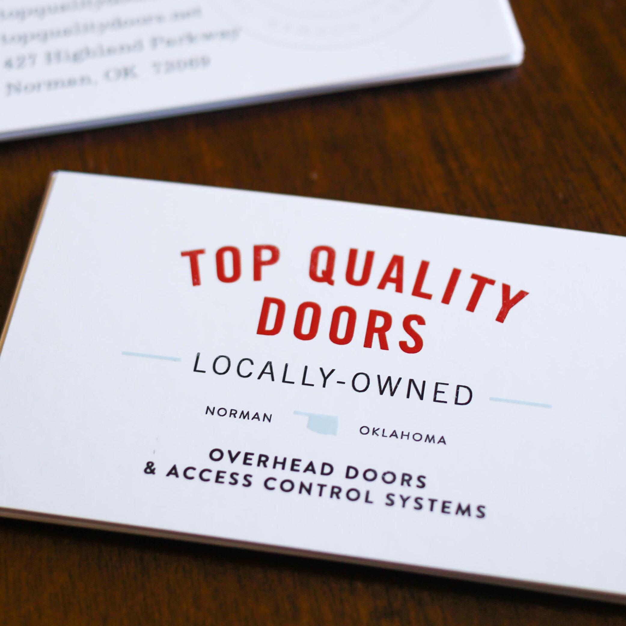 Top Quality Doors