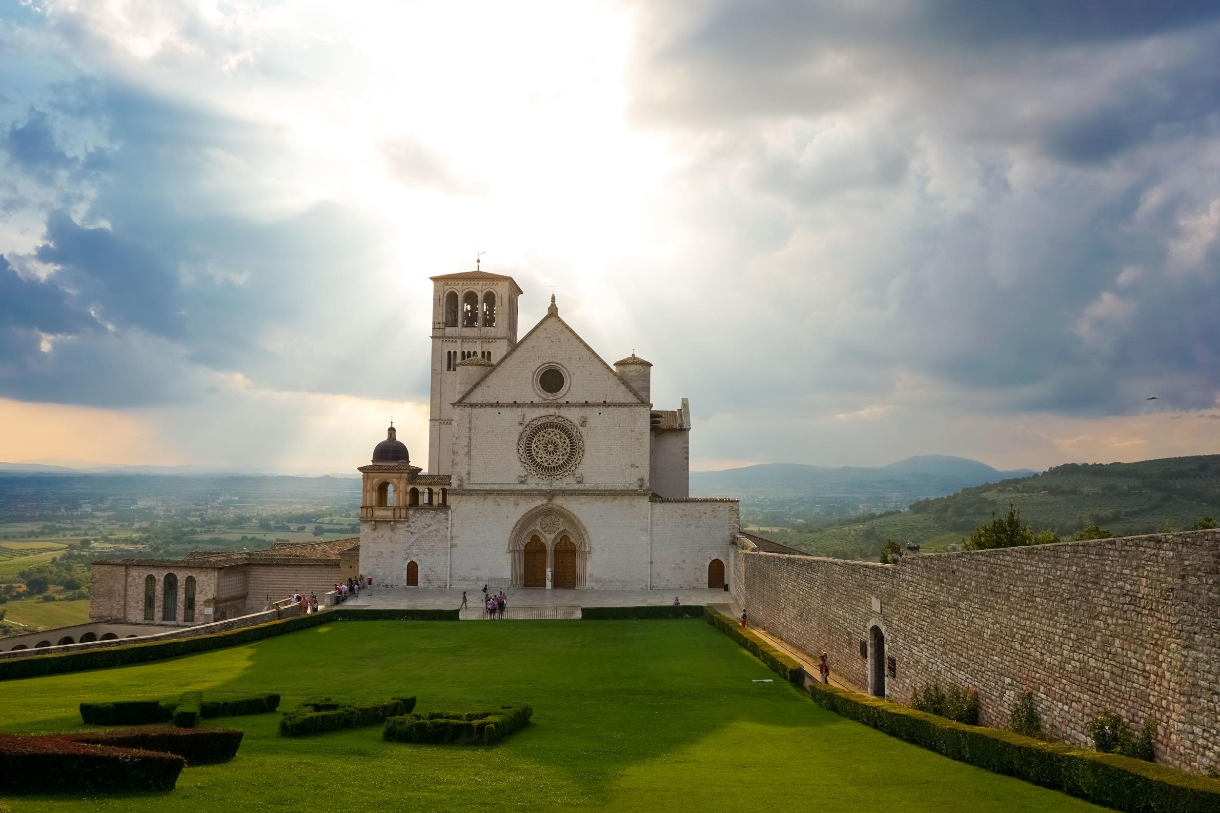 #assisi #umbria#italy #basilica