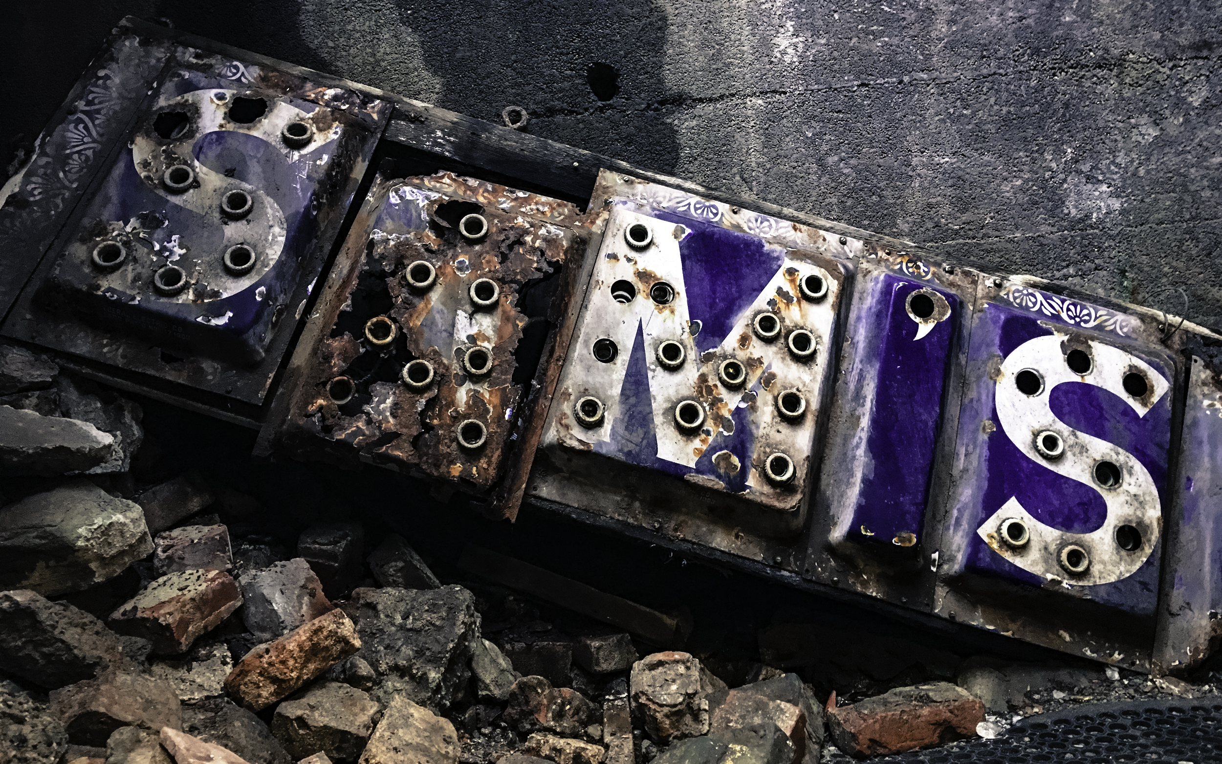 #rusty #sigh #seattle #underground