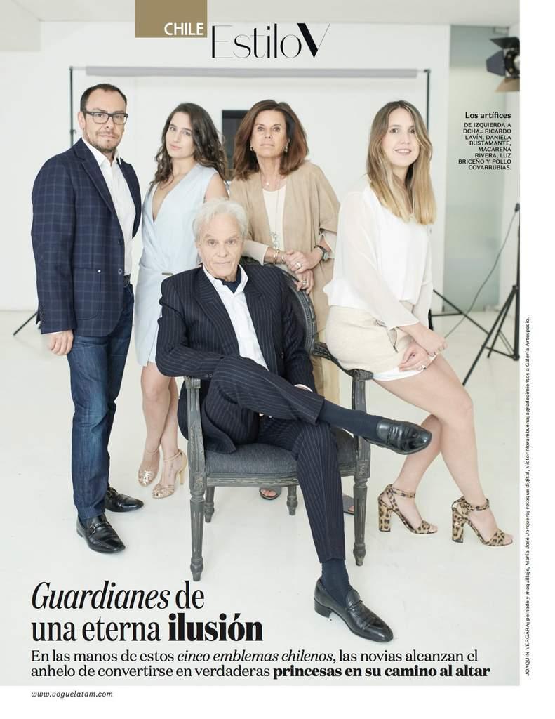 Vogue Latinoamérica - Noviembre 2016
