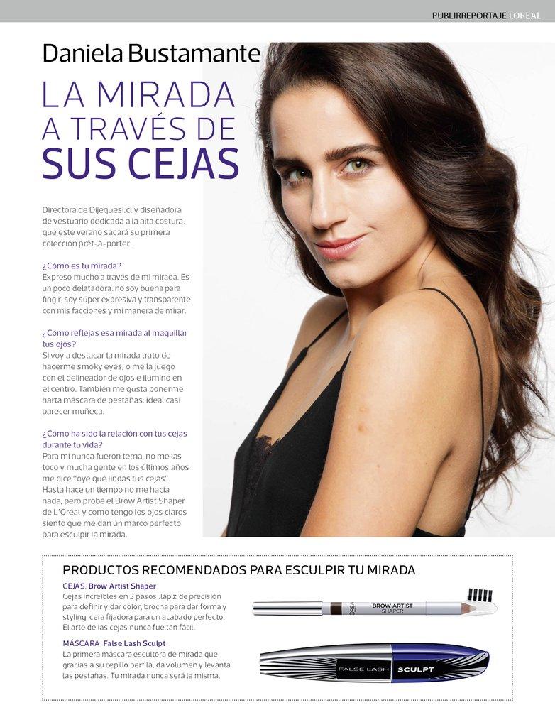 Revista Mujer - Octubre 2016