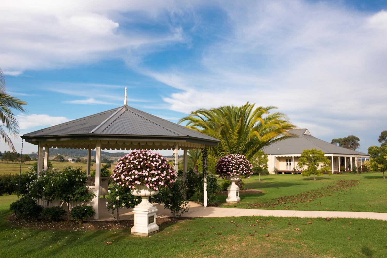 Calvin House and Rotunda