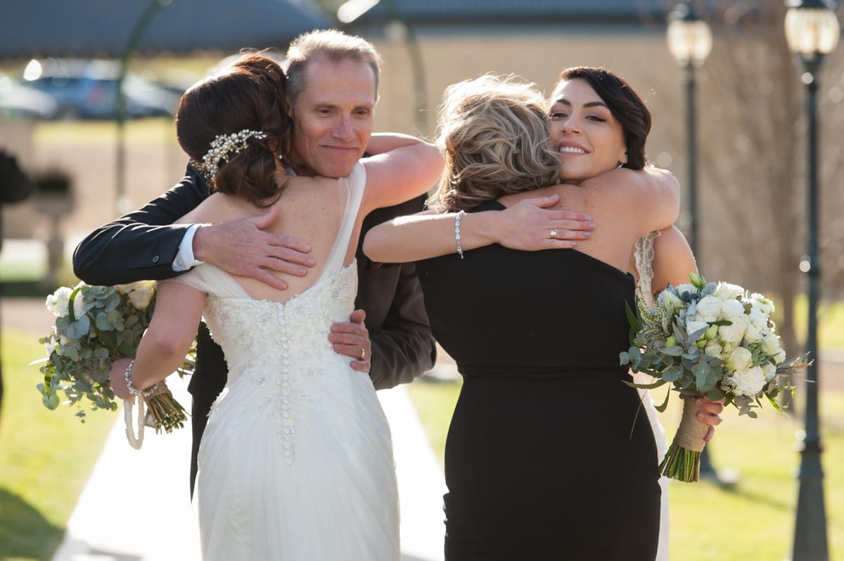 Parents of the brides