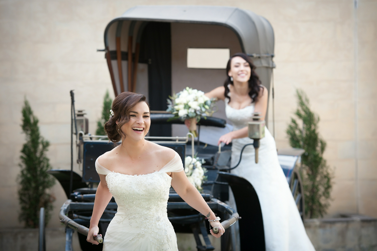 Brides at Calvin Estate