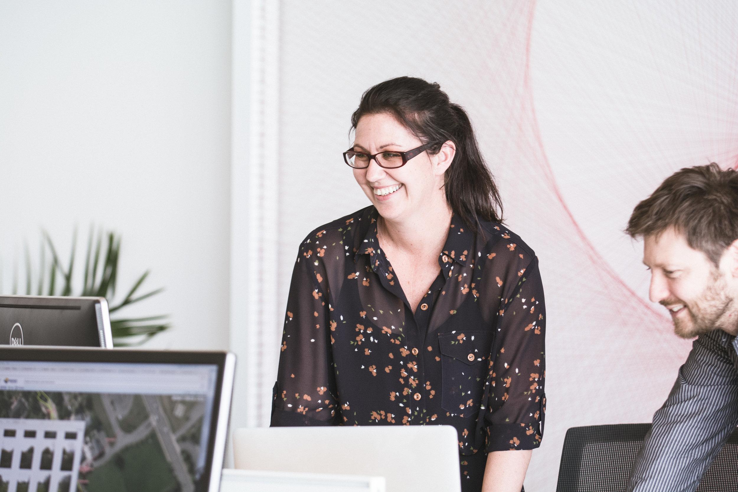 Heidi Stewart, Landscape Architect