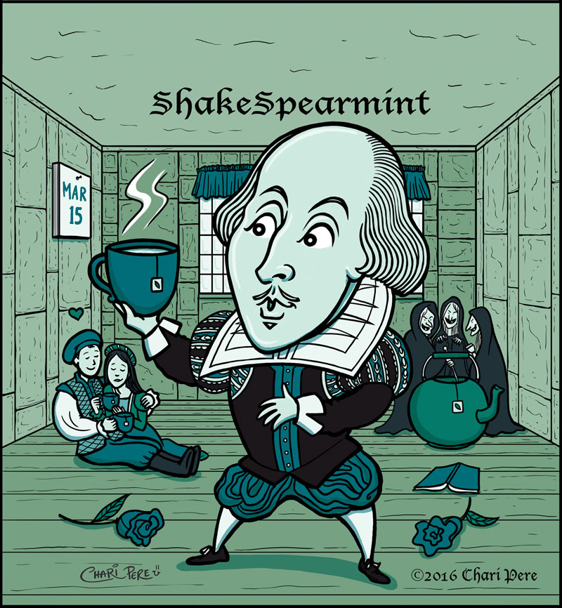 ShakeSpearmint CollectTeable