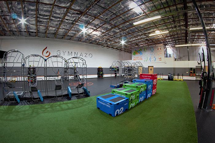 Photo from Gymnazo website