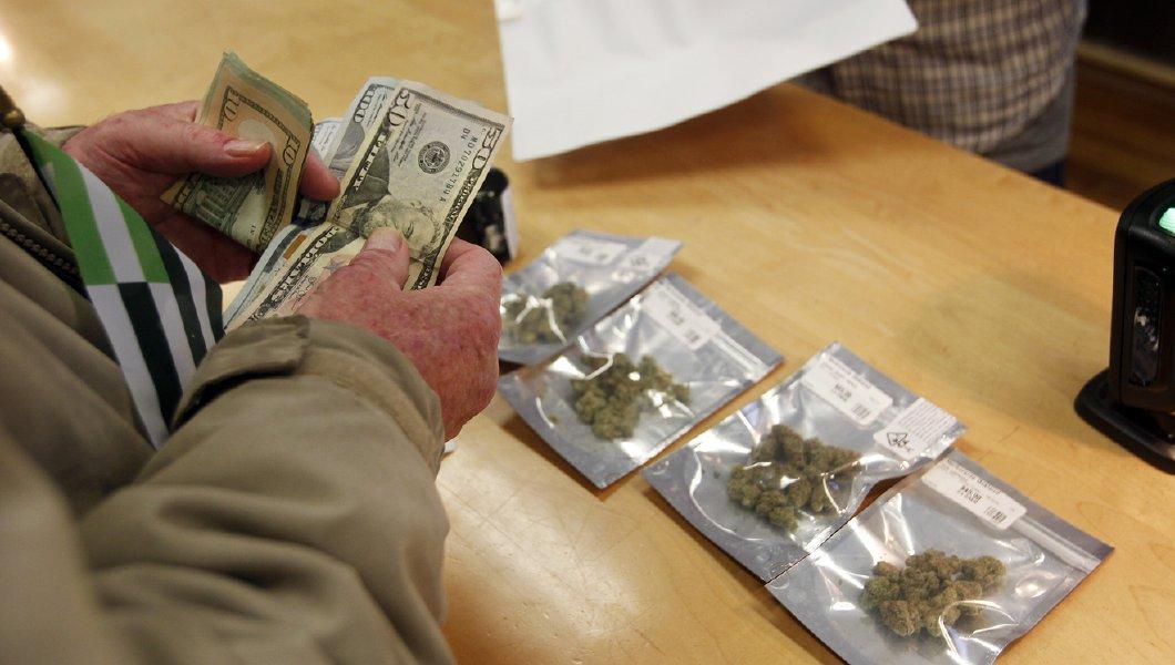 Honest leaders would talk about illegal marijuana grow operations invading neighborhoods and public lands. (AP Photo/Mathew Sumner)