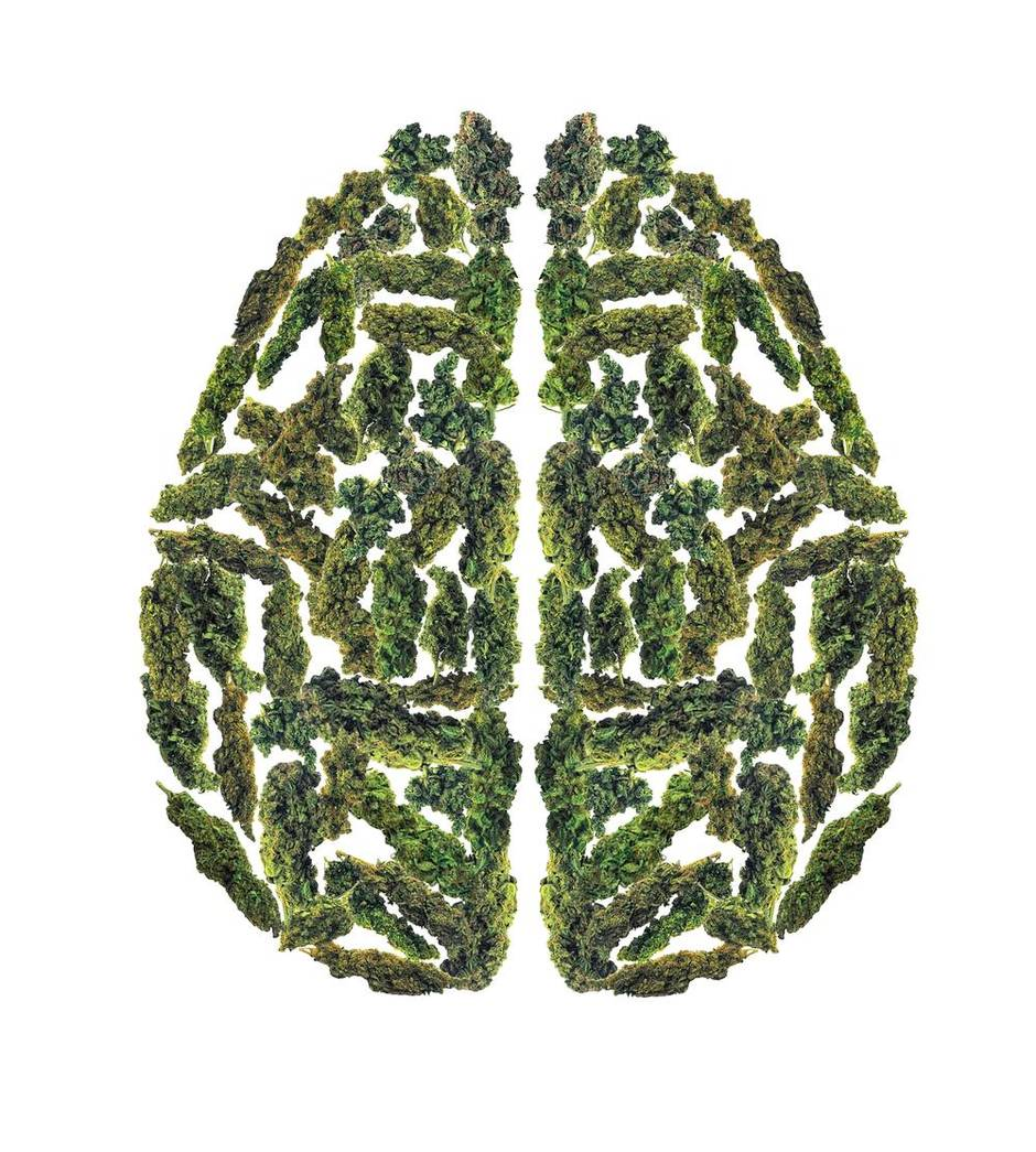 Young people with cannabis dependence have altered brain function that may be the source of emotional disturbances and increased psychosis risk that are associated with cannabis abuse