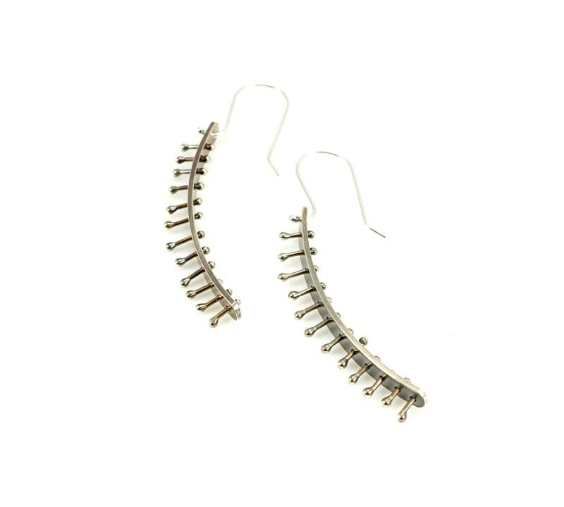 Kinetic Spikes Earrings.JPG