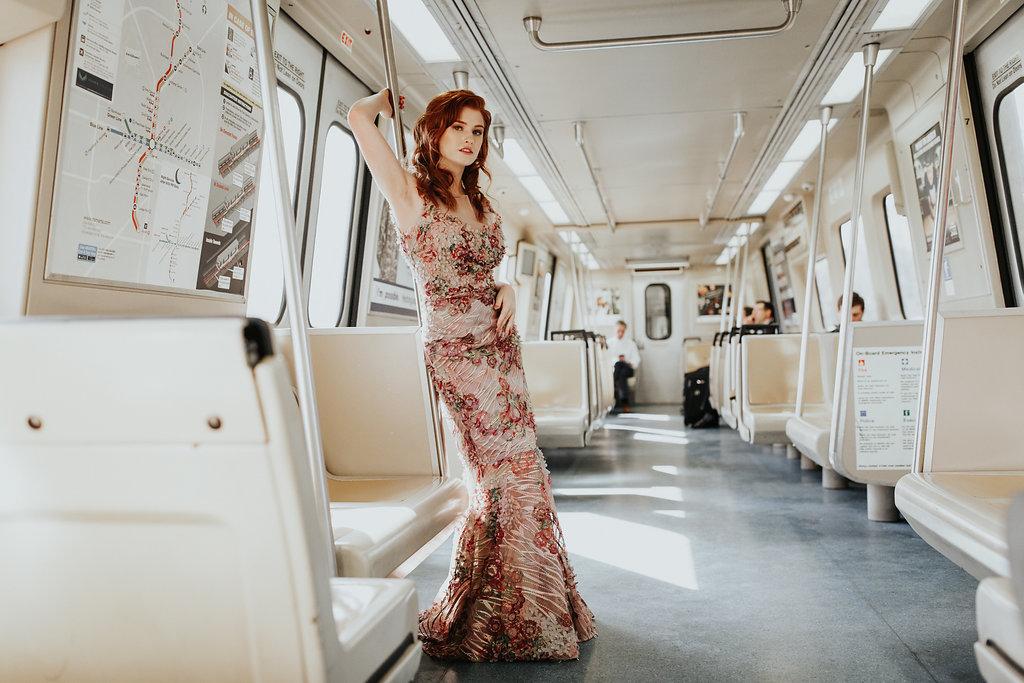 Photography: Sabrina Fattal | Stylist:  Icon Stylist  | Makeup:  Mackenzie Mann  | Hair:  Beauty in a Breeze | Model: Brooks Sullivan