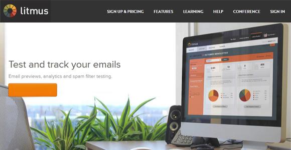 litmus email tool