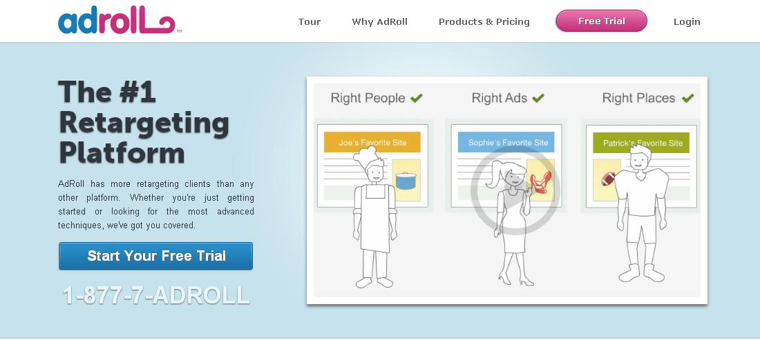 adroll tool