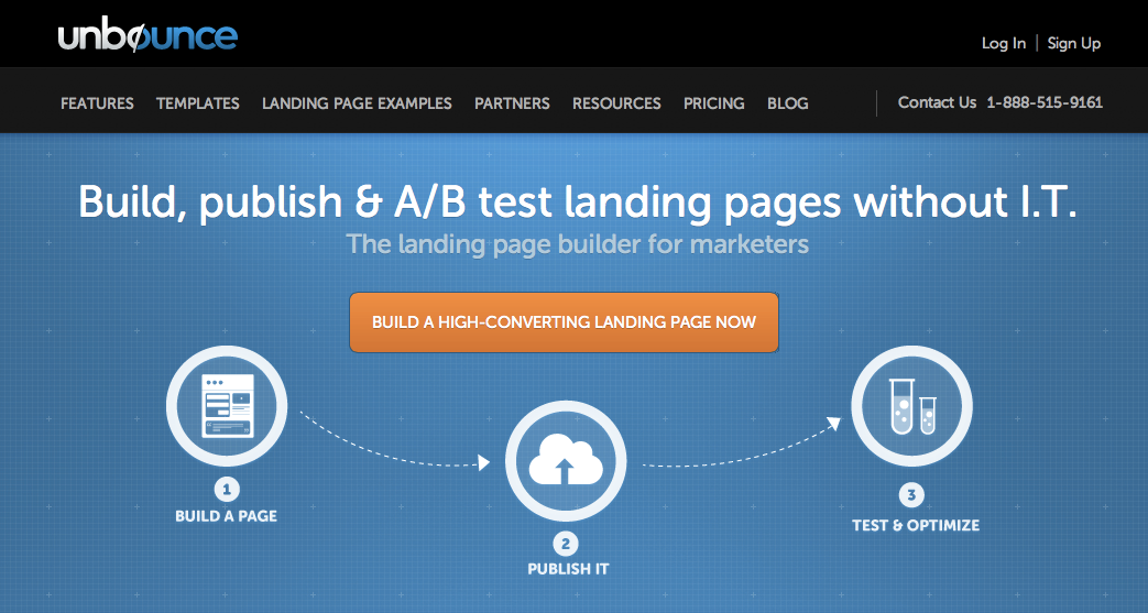 unbounce tool