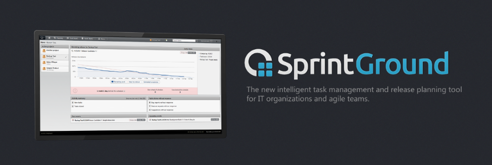 sprintground - Intelligent task management and release planning for IT organizations and agile teams