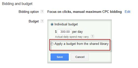 adwords campaign budget- backlinkfy