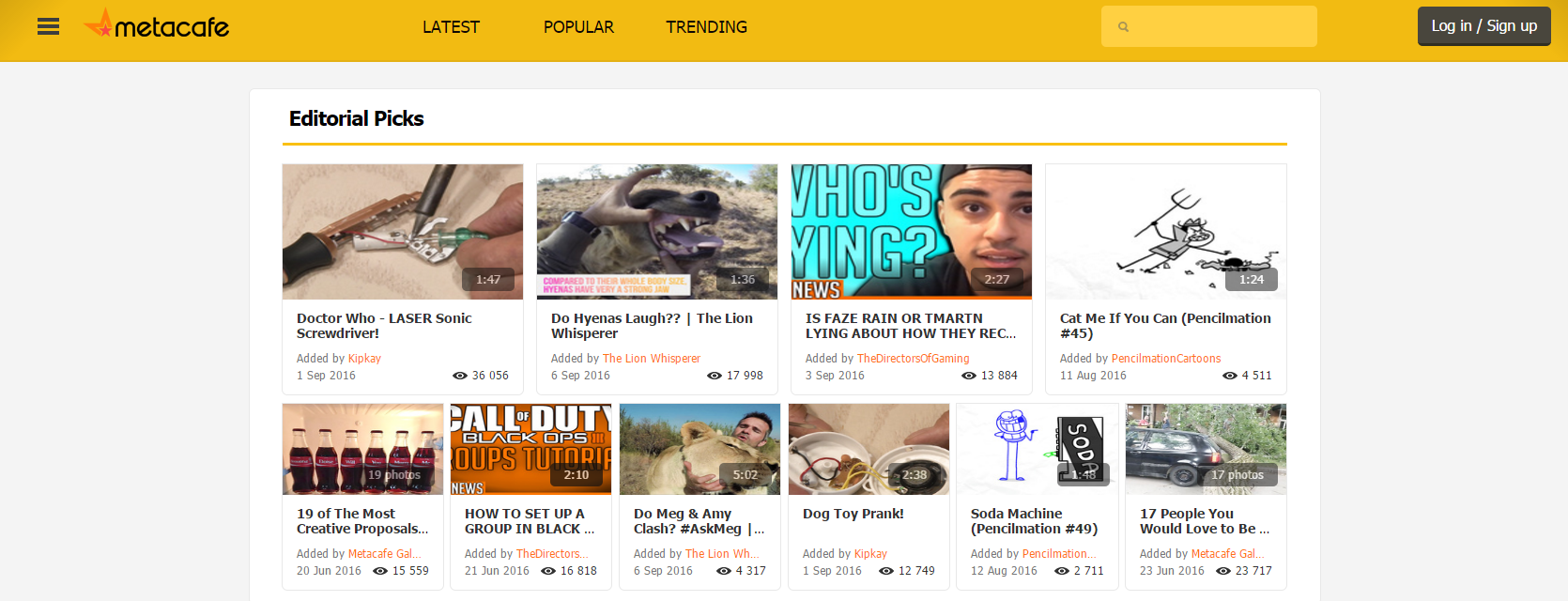 metacafe.com