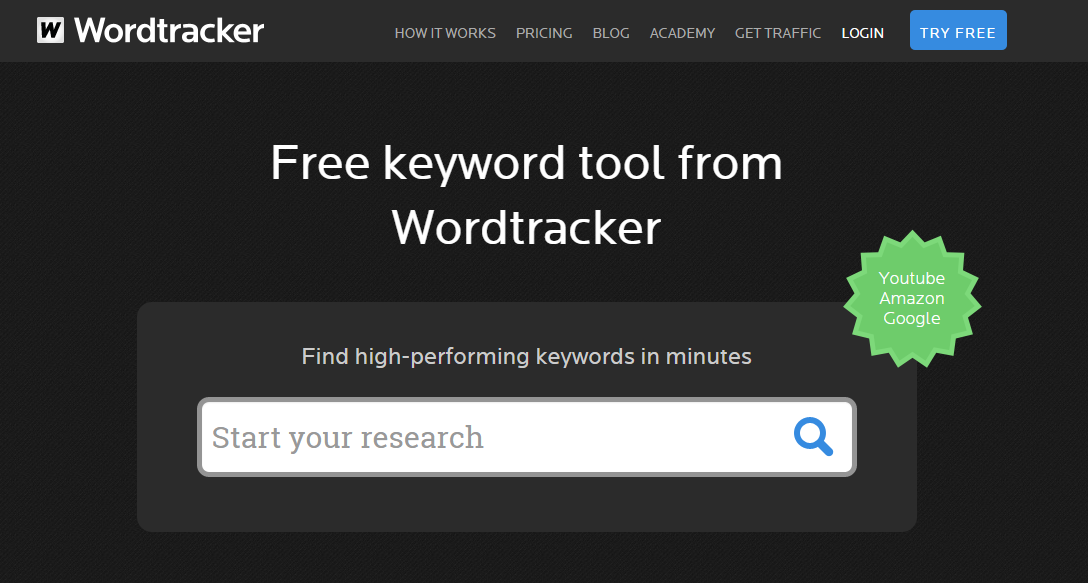 wordtracker tool