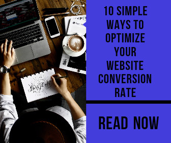 Simple Ways To Optimize Your Website Conversion Rate