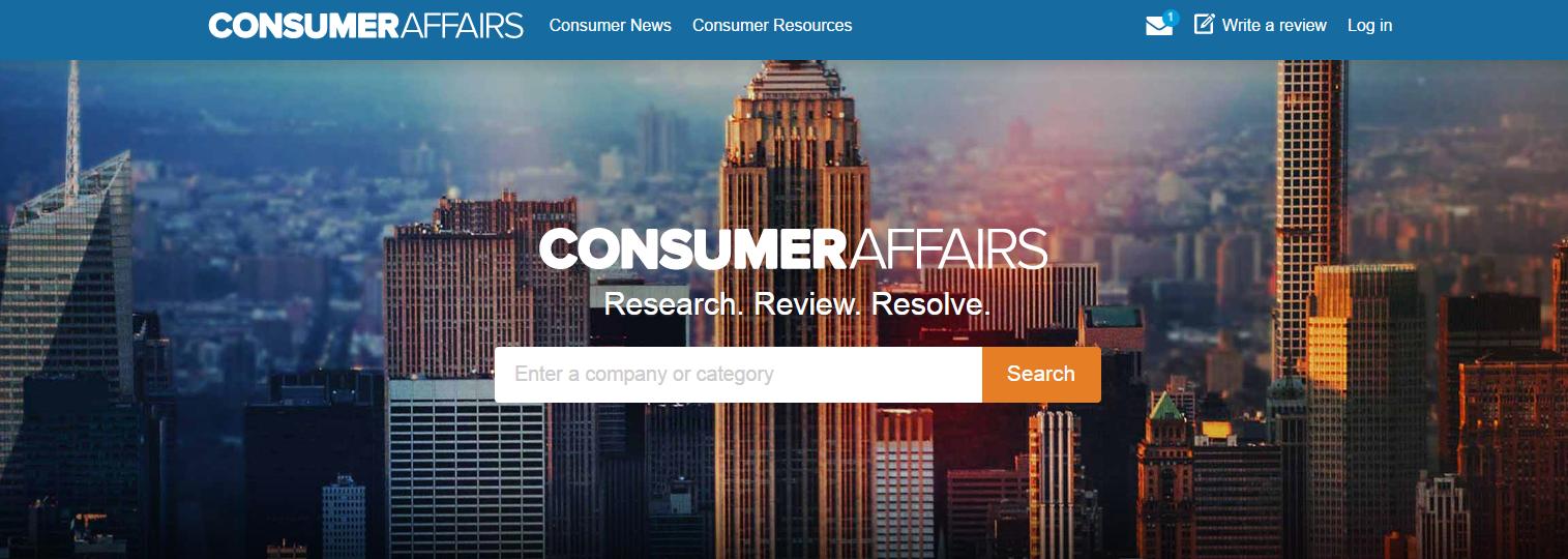 ConsumerAffairs