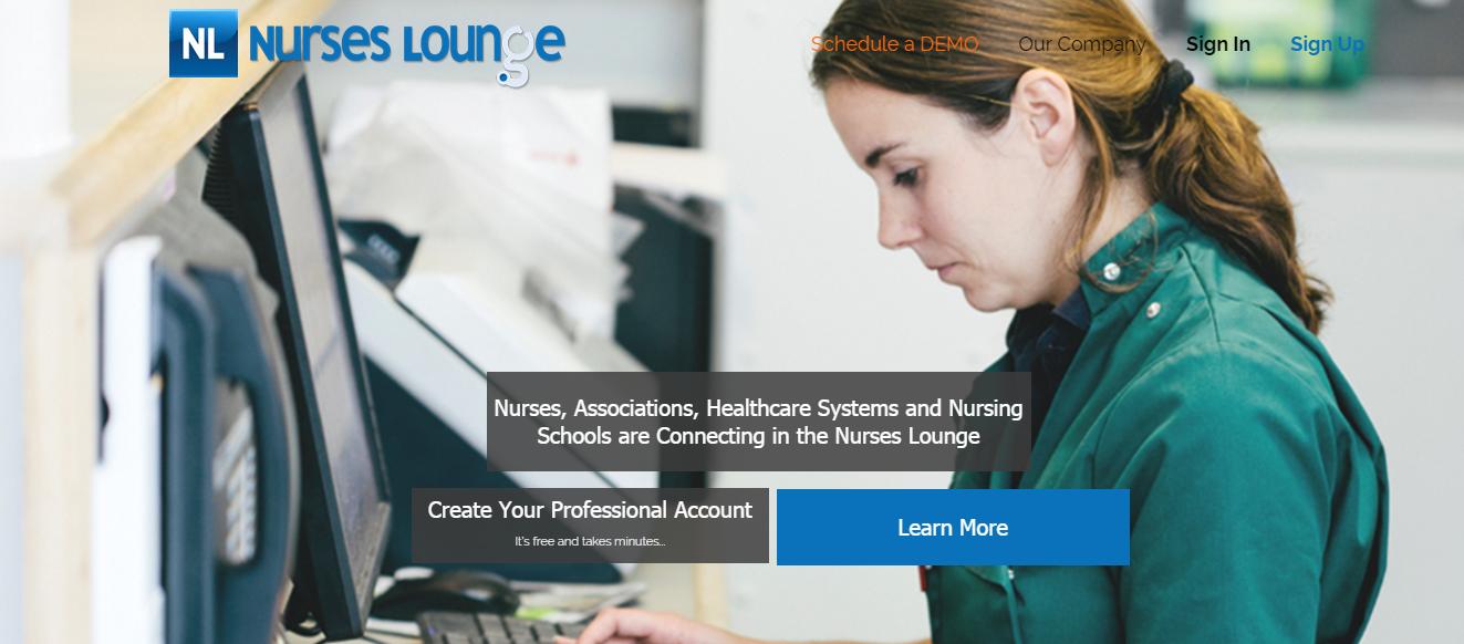 nurseslounge.com