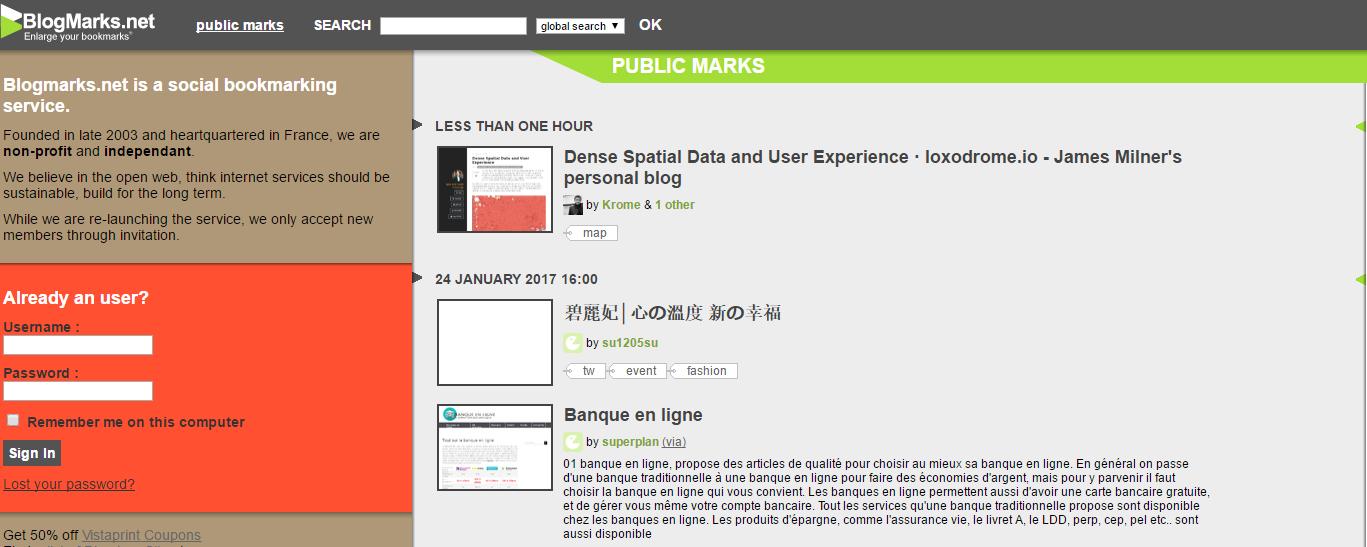 blogmarks.net