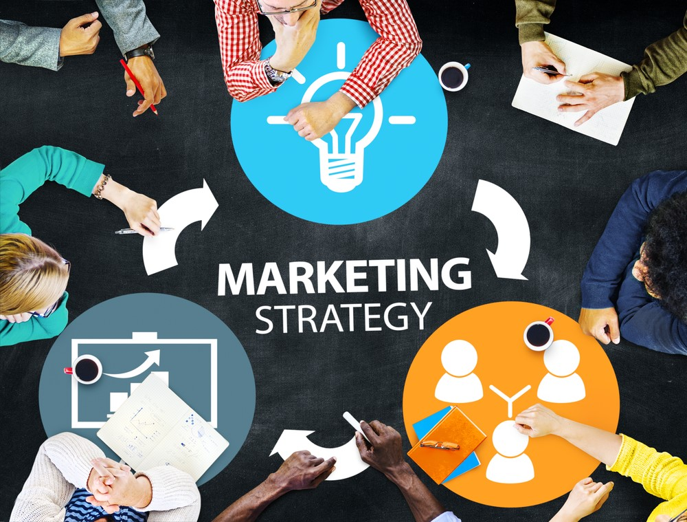 Re-strategize your Marketing