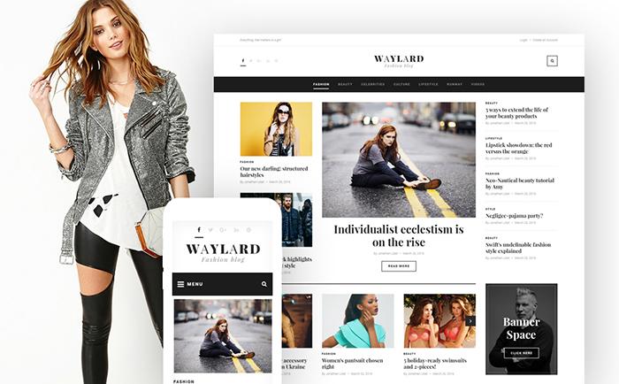 Waylard - Wordpress Magazine Theme