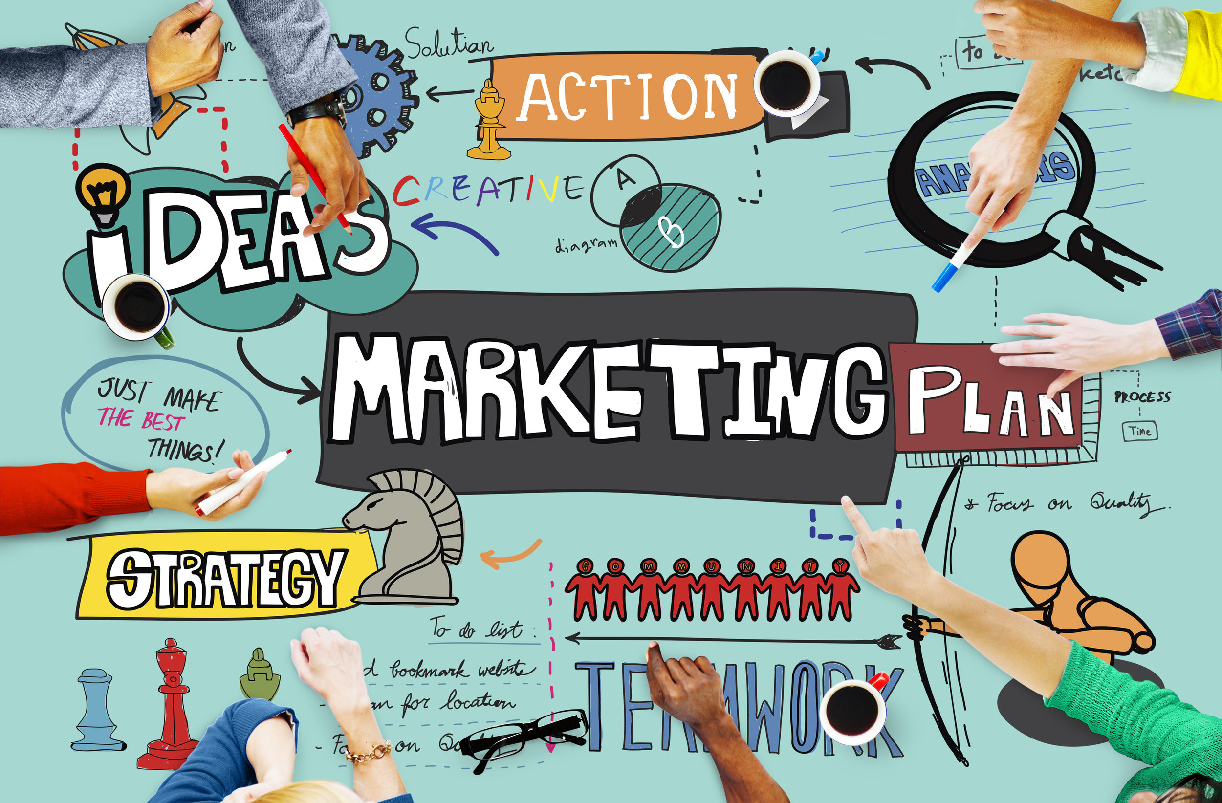 Effective marketing plan tips for small businesses and entrepreneurs