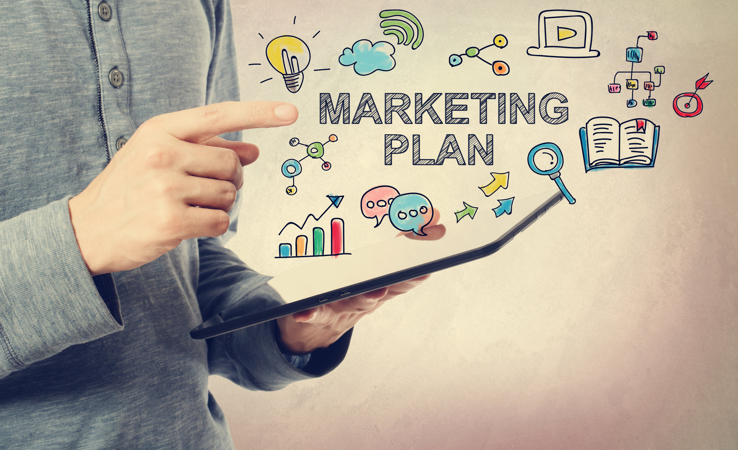 marketing plan tips for small businesses and entrepreneurs