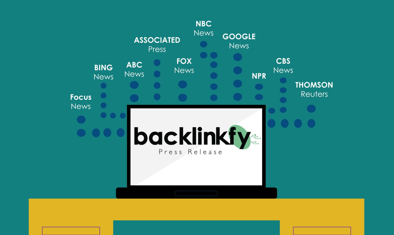 Backlinkfy Press Release Distribution Service