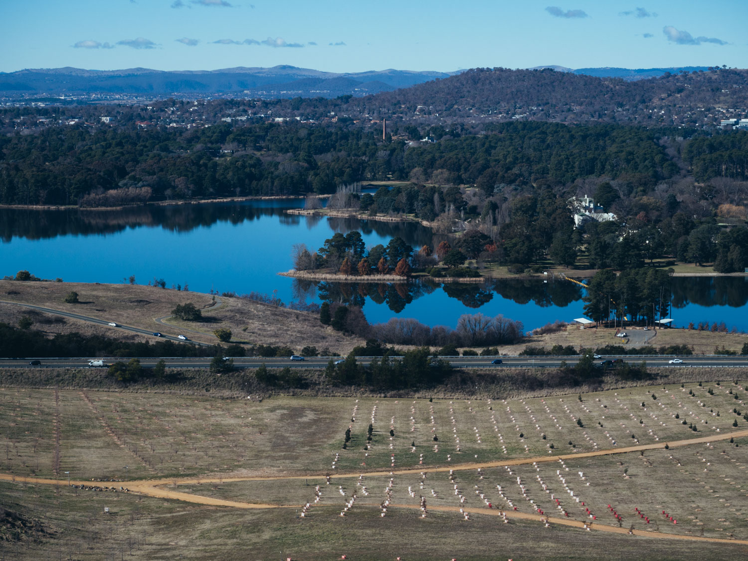 Lake Griffin, Canberra ACT