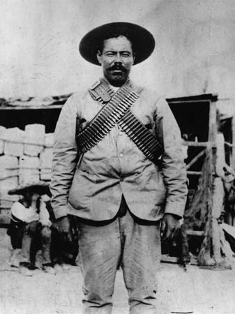 Pancho Villa, the man, the myth, the legend...and the reason for the modern Total Army structure. (Source: Public Domain).