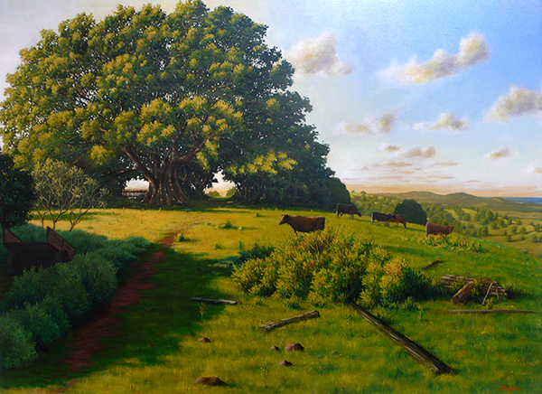 Mark Waller Peaceful Grazing 140x102cm $4490.JPG