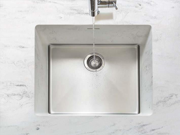 Corian Sparkling 023 sink