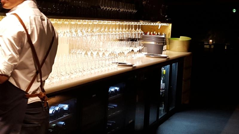Marblo Servery Counter