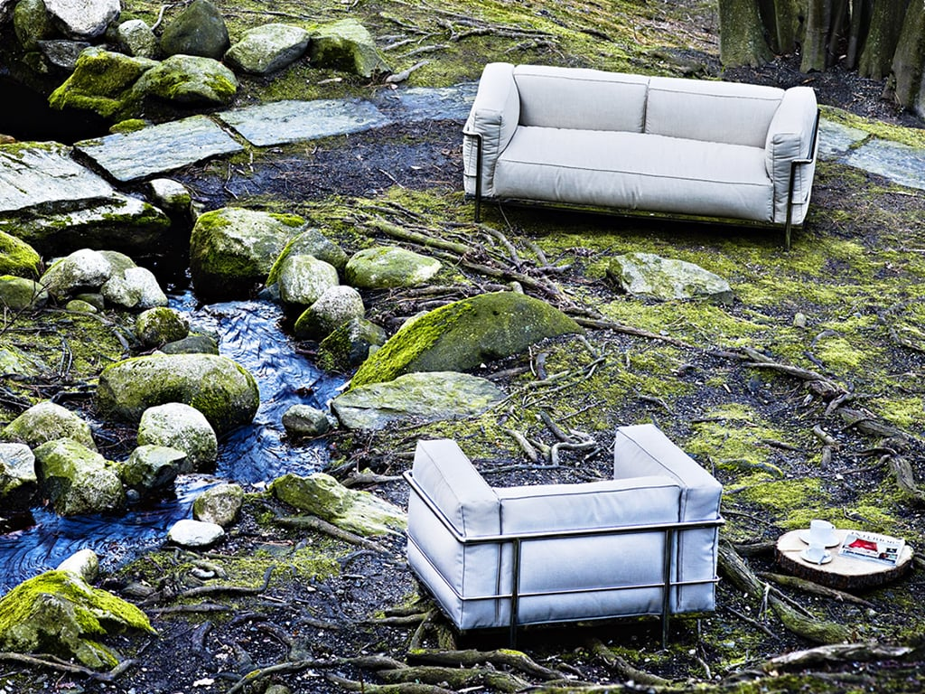 CASSINA - LC 3 OUTDOOR